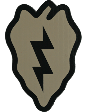 IR ACU Patch 025 Infantry Division IR-7011