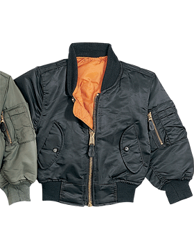 MA-1 Kid's Flight Jacket