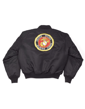 MA-1 Marine Corps Logo Flight Jacket