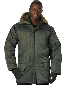 N-3B Snorkel Parka Jacket
