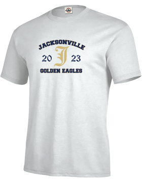 Jacksonville Eagles T-Shirt D11A