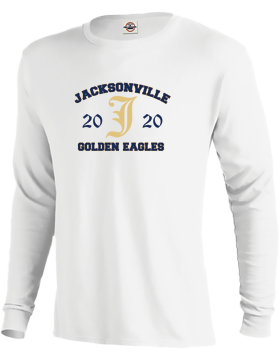 Jacksonville Eagles L/S T-Shirt D61A