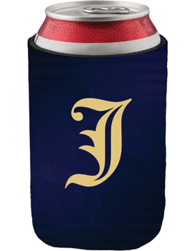 Jacksonville Eagles Slip-On Collapsible Can Insulator