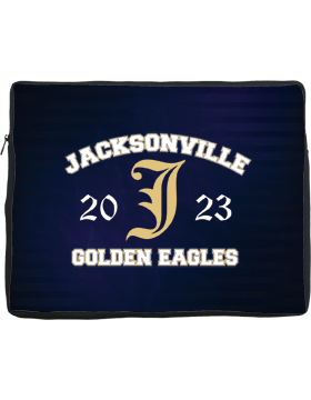 Jacksonville Eagles Laptop Sleeve