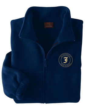 Jacksonville Eagles Harriton Full-Zip Fleece