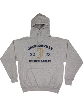 Jacksonville Eagles Heavyweight Hoodie S8022