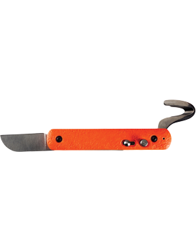 KNF-CKC/R-51 Rescue Knife Orange