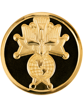 Knights of Columbus 4th Degree Beret Badge