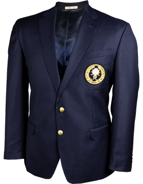 Knights of Columbus Executive Cut Wool Blazer
