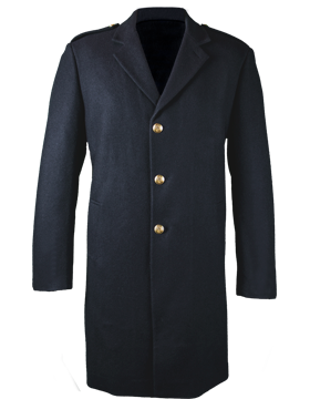 Knights of Columbus Wool Overcoat