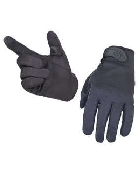 Patrolman Positive Grip Glove with Kevlar Black GL-KPG200