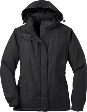 Port Authority-Ladies Barrier Jacket L315