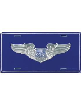 LAF09 USAF Navigator/Observer License Plate