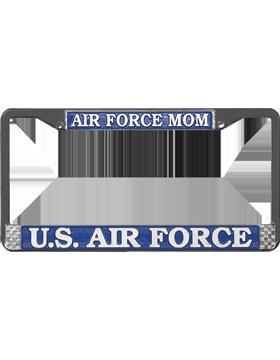 LFAF04 Air Force MOM License Plate Frame