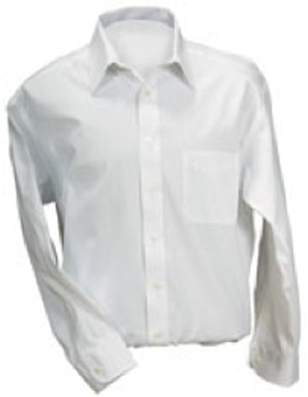Male Dress White Shirt
