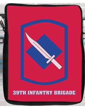 iPad Sleeve 39th Infantry Brigade 1 Sided