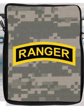 iPad Sleeve Ranger Tab on Camo 1 Sided