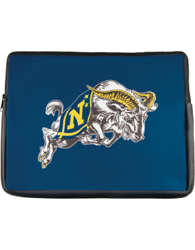 Laptop Sleeve, Jumping Goat w. inNin, 14in 1 Sided