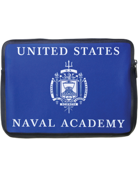 Laptop Sleeve, U S N A with Shield, 14
