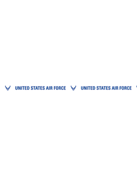 United States Air Force Hap Arnold Lanyard