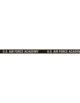 U.S. Air Force Academy Lanyard