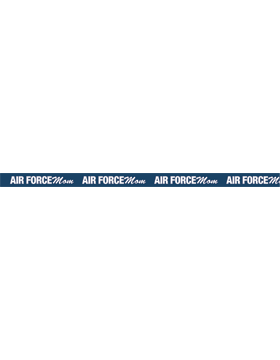 Air Force Mom Lanyard
