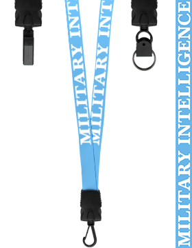 Military Intelligence Lanyard