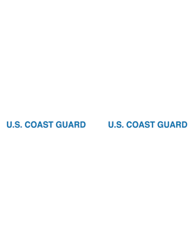 U.S. Coast Guard Lanyard