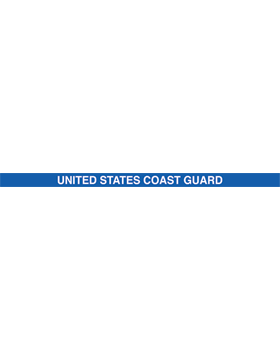United States Coast Guard Lanyard