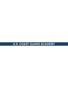 U.S. Coast Guard Academy Lanyard