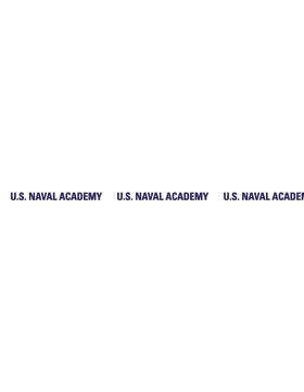 U.S. Naval Academy Lanyard