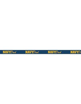 Navy Dad Lanyard