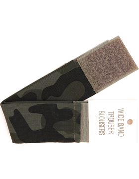 Elastic Boot Band (M-A18) Camo with Fastener