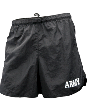 US Army PT Shorts
