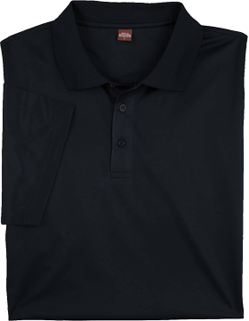 Harriton Mens Polytech Polo M315