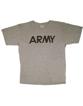 Soffe Reflective Army PT Short Sleeve T-Shirt