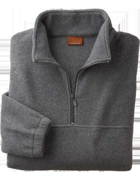 Harriton Quarter-Zip Fleece Pullover M980