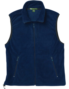 Harriton Fleece Vest M985