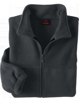 Harriton Men's Full-Zip Fleece M990