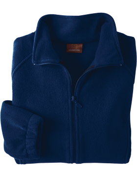 Harriton Ladies Full-Zip Fleece M990W