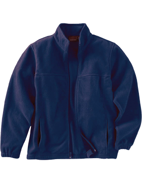 Harriton Youth Full-Zip Fleece M990Y