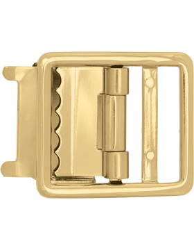 MC-406 Open Face USMC Buckle And Tip No Shine