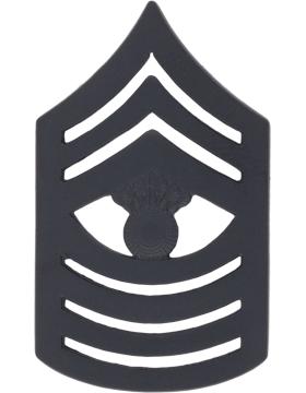 MC-B109 Master Gunnery Sergeant Black Metal