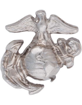 MC-T106 Enlisted Tie Tac Silver