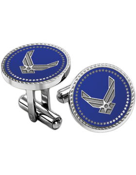Presidential Series Air Force Cuff Links Style 2