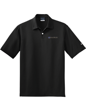 MCPS Alumni Nike Golf Dri-FIT Pebble Texture Polo 373749