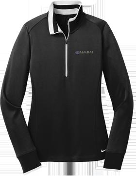 MCPS Alumni Nike Golf Ladies' Dri-FIT 1/2 Zip Cover-Up 578674