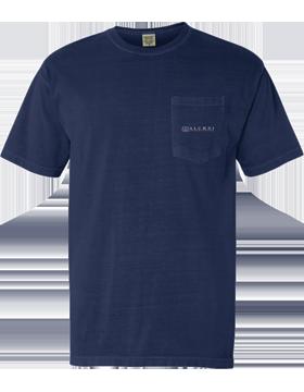 MCPS Alumni Comfort Colors Pocket T-Shirt 6030CC