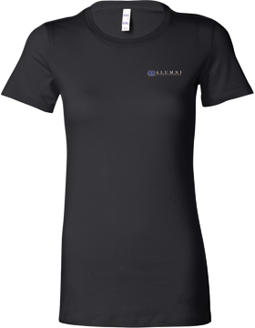 MCPS Alumni Bella Crewneck T-Shirt B6004