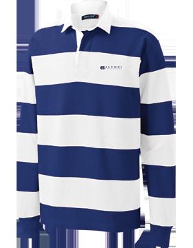MCPS Alumni Sport-Tek® Long Sleeve Rugby Polo ST300